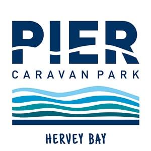 Pier Caravan Park Hervey Bay Logo