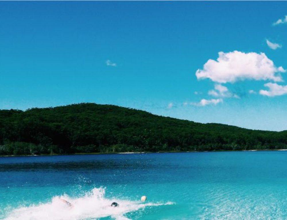 Take a trip to Fraser Island